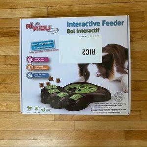 NWT Aikiou Interactive Slow Dog Feeder